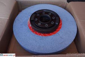 Kamień szlifierski zabierakiem CNC STUDER S 33,ZIERSCH ZT 510 2010r. - zobacz ofertę