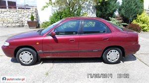 Daewoo Nubira 1.6 1998 r. - zobacz ofertę