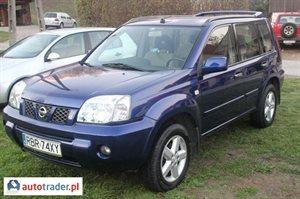 Nissan X-Trail 2.1 2005 r. - zobacz ofertę