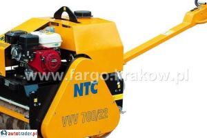 VVV700/22HE diesel walec prowadzony NTC - zobacz ofertę