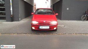 Fiat Siena 1.2 1999 r. - zobacz ofertę