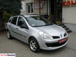 Renault Clio 2008 1.5 65 KM
