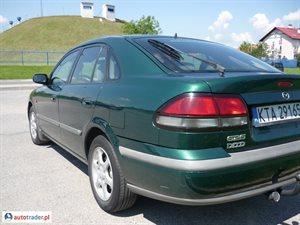 Mazda 626 2.0 1999 r. - zobacz ofertę