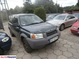 Land Rover Freelander - zobacz ofertę