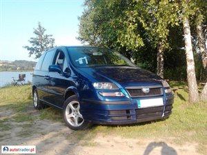 Fiat Ulysse 2.2 2003 r. - zobacz ofertę