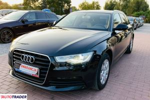 Audi A6 2011 3 205 KM