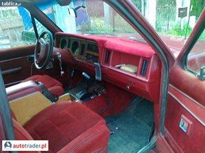 Ogromny Ford Bronco 2.9 140 KM 1988r. (Rumia) - Autotrader.pl UB64