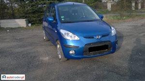 Hyundai i10 2009 r. - zobacz ofertę