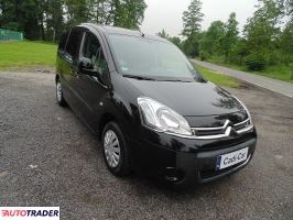 Citroen Berlingo 2013 1.6 120 KM