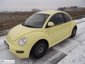 Volkswagen New Beetle, 1999r. - zobacz ofertę