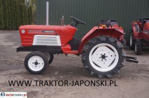 YANMAR 16KM 2WD YM,   10 900 PLN