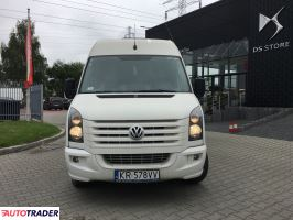 Volkswagen Crafter 2012 2.0