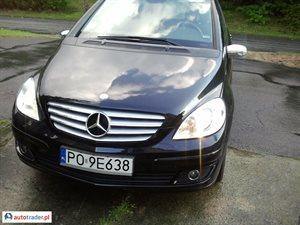 Mercedes 180, 2007r. - zobacz ofertę