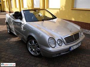 Mercedes CLK 3.2 1999 r. - zobacz ofertę