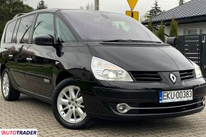 Renault Grand Espace 2010 2.0 170 KM