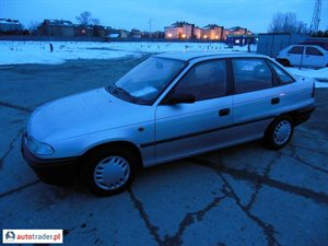 Opel Astra 1.4 2000 r.,   5 900 PLN