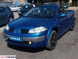 Renault Megane 2005 1.6 111 KM