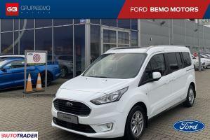 Ford Tourneo Connect - zobacz ofertę