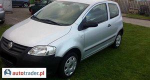 Volkswagen Fox 1.2 2007 r. - zobacz ofertę