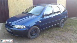 Fiat Palio 1.2 1999 r. - zobacz ofertę