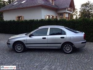 Mitsubishi Carisma 1.9 2000 r. - zobacz ofertę
