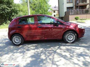 Fiat Punto 2010 1.2 75 KM