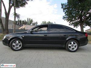 Audi A6 2000 2.5 150 KM