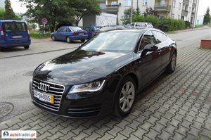 Audi A7 2011 3.0 245 KM