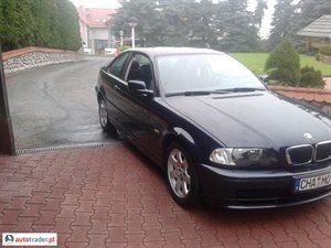 BMW 320 2.0 2002 r. - zobacz ofertę