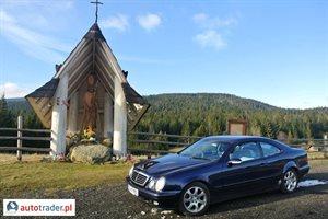 Mercedes CLK 2.3 2000 r. - zobacz ofertę