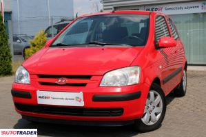 Hyundai Getz - zobacz ofertę