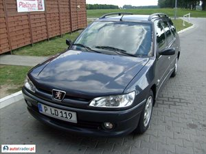 Peugeot 306 1.8 2000 r. - zobacz ofertę