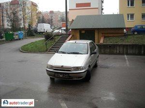 Fiat Siena 1.4 1998 r. - zobacz ofertę