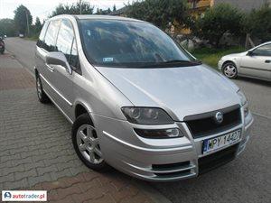 Fiat Ulysse 2.2 2005 r. - zobacz ofertę