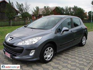 Peugeot 308 1.4 2008 r. - zobacz ofertę