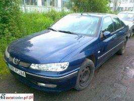 Peugeot 406 2001 2.2 134 KM