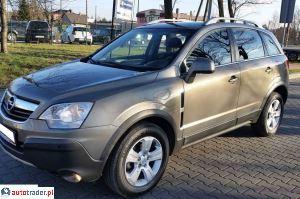 Opel Antara GWARANCJA VIP,IDEALNA 2.4 2007r. - zobacz ofertę