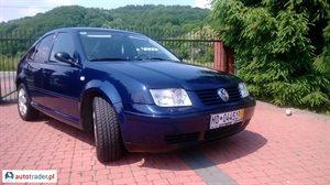 Volkswagen Bora 2.0 2000 r. - zobacz ofertę