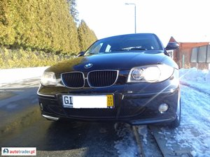 BMW 120 2.0 2005 r.,   24 000 PLN