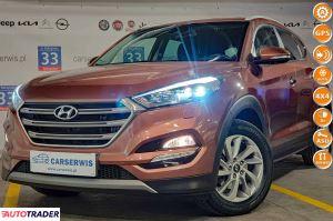 Hyundai Tucson 2016 2.0 185 KM