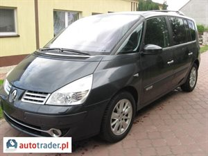 Renault Espace 2009 2 150 KM