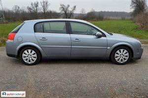 Opel Signum 1.9 2004 r. - zobacz ofertę