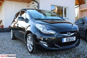 Hyundai ix20 - zobacz ofertę