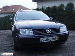 Volkswagen Bora 1.6 2003 r. - zobacz ofertę