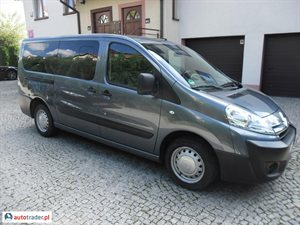 Citroen Jumpy 2011 2.0 160 KM