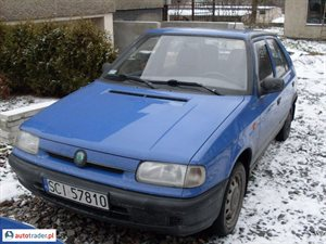 Skoda Felicia 1.3 1995 r. - zobacz ofertę