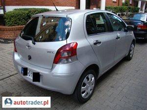 Toyota Yaris 1.4 2010 r. - zobacz ofertę