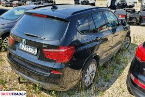 BMW X3 2017 2.0 190 KM
