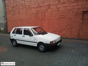 Fiat Uno 1.0 1997 r. - zobacz ofertę