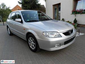 Mazda 323F 1.6 2000 r. - zobacz ofertę